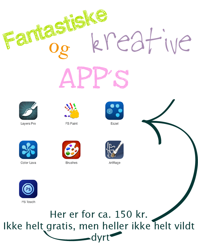 kreative Apps